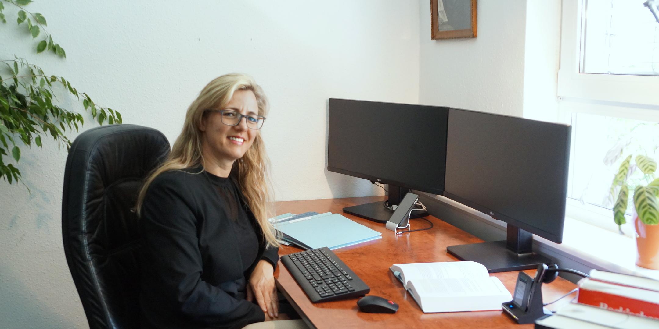 Rechtsanwältin Yvonne Vasters